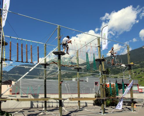 Another mobile park model in Switzerland