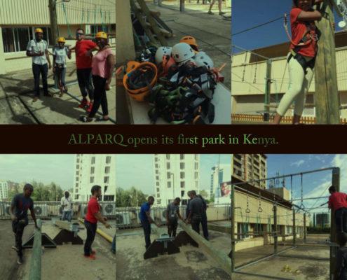 ALPARQ inaugure son premier parc sur le sol africain