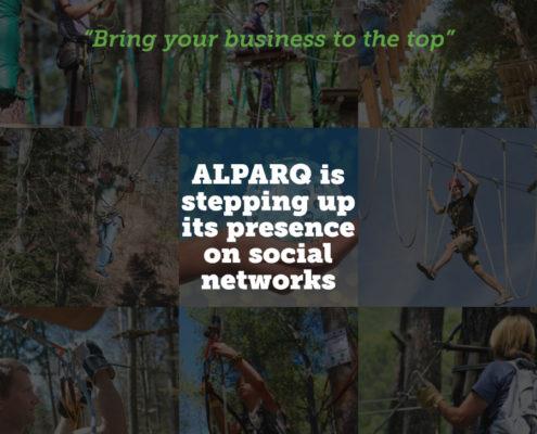 ALPARQ intensifie sa présence sur les réseaux sociaux